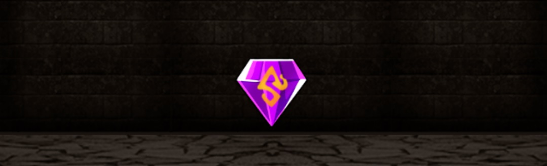 nolink,水護の紫ルーン・Ⅲ