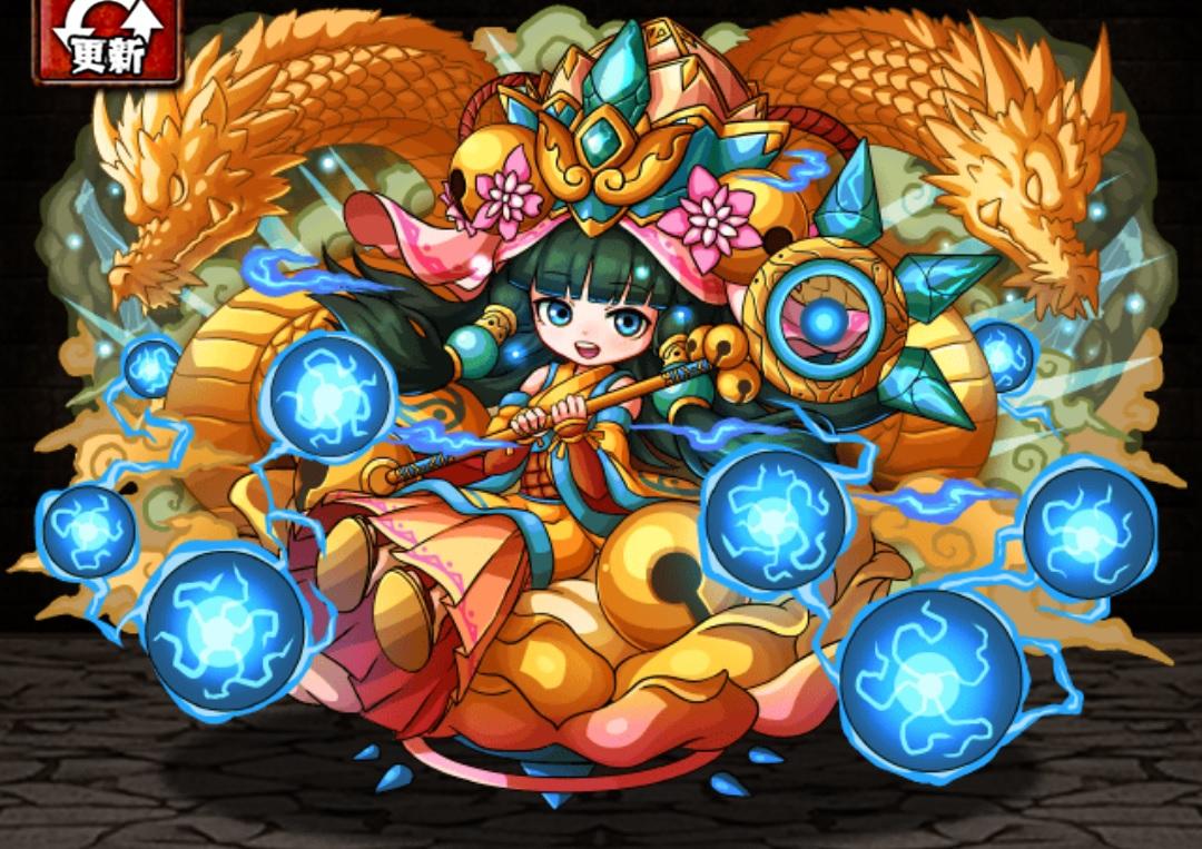 双鈴の龍巫女 スズネ