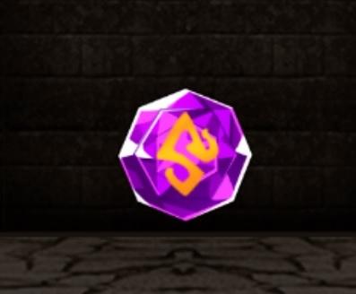 nolink,水護の紫ルーン・Ⅳ